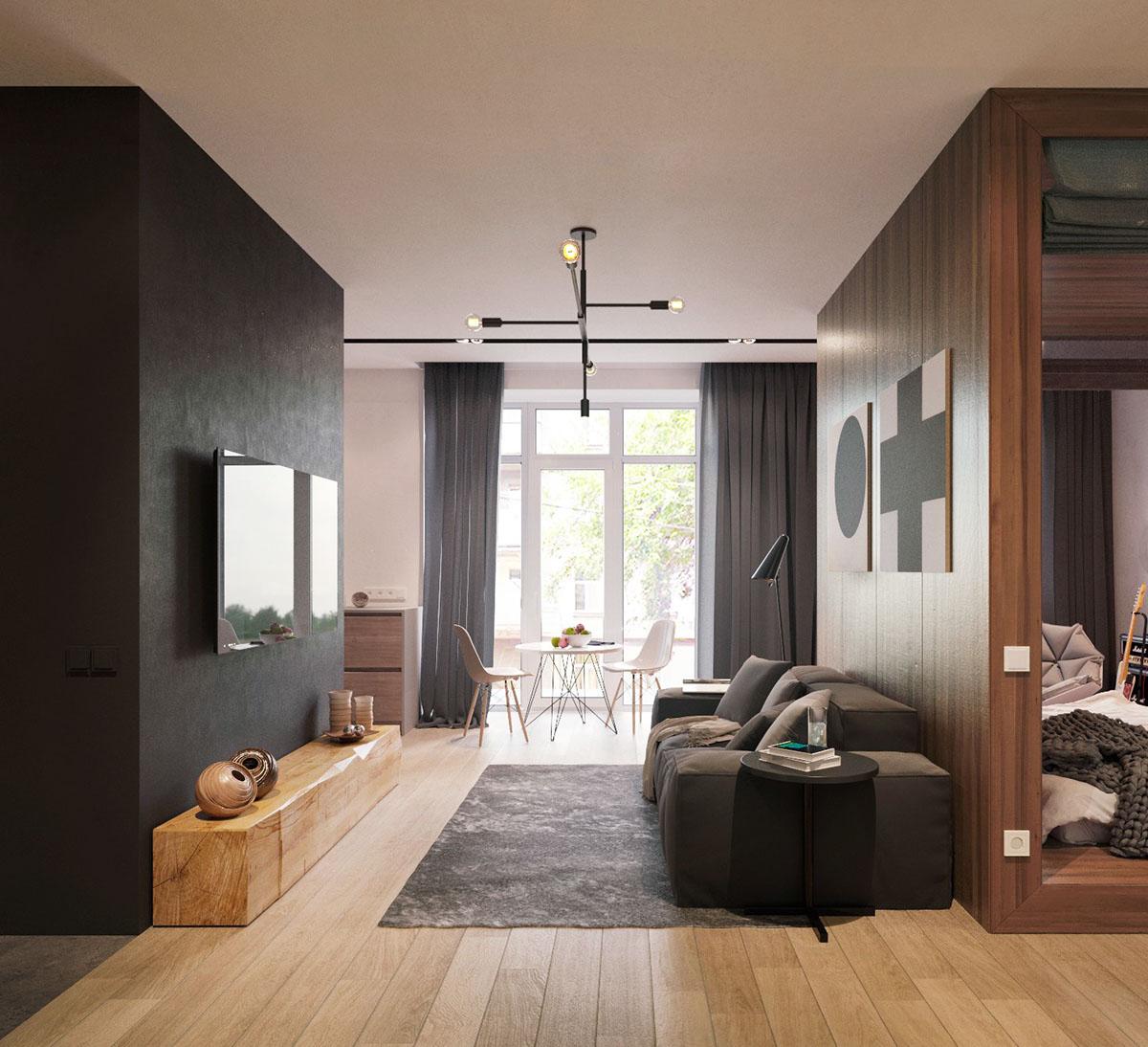 Arredare case piccole di 40 o 50 mq progetti e idee per for Arredo casa da sogno