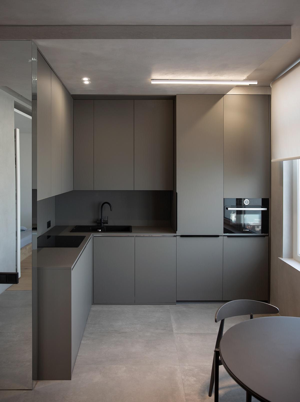 Come Arredare Una Cameretta Rettangolare arredare case piccole di 40 o 50 mq: progetti e idee per