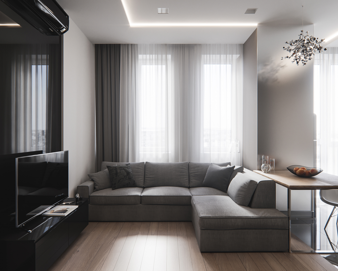 Arredare Monolocale 20 Mq arredare case piccole di 40 o 50 mq: progetti e idee per