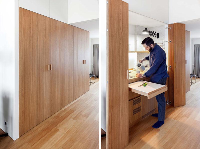 dividere ambienti casa piccola