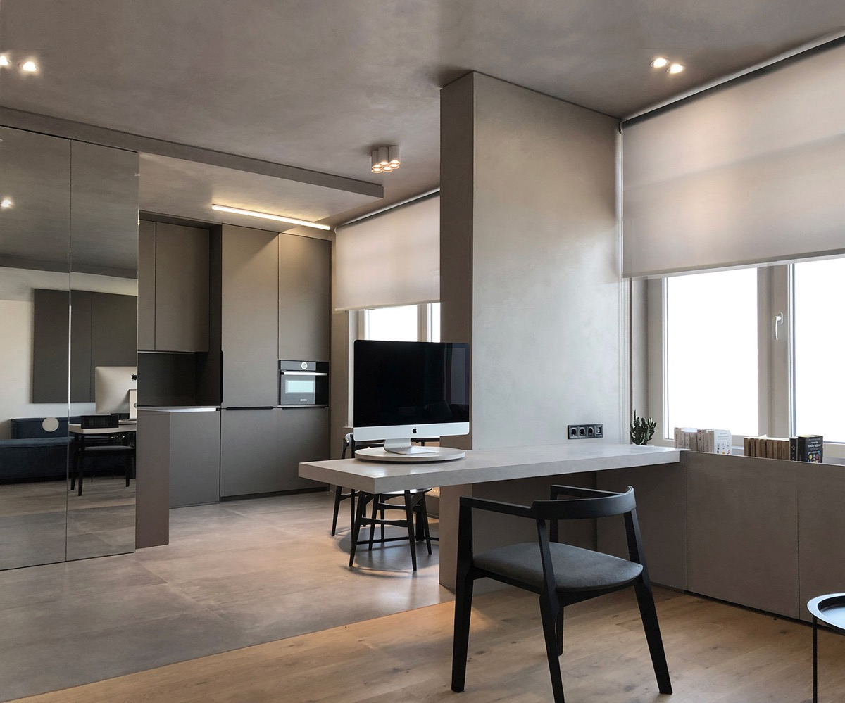 Arredare case piccole di 40 o 50 mq progetti e idee per for Idee per casa moderna