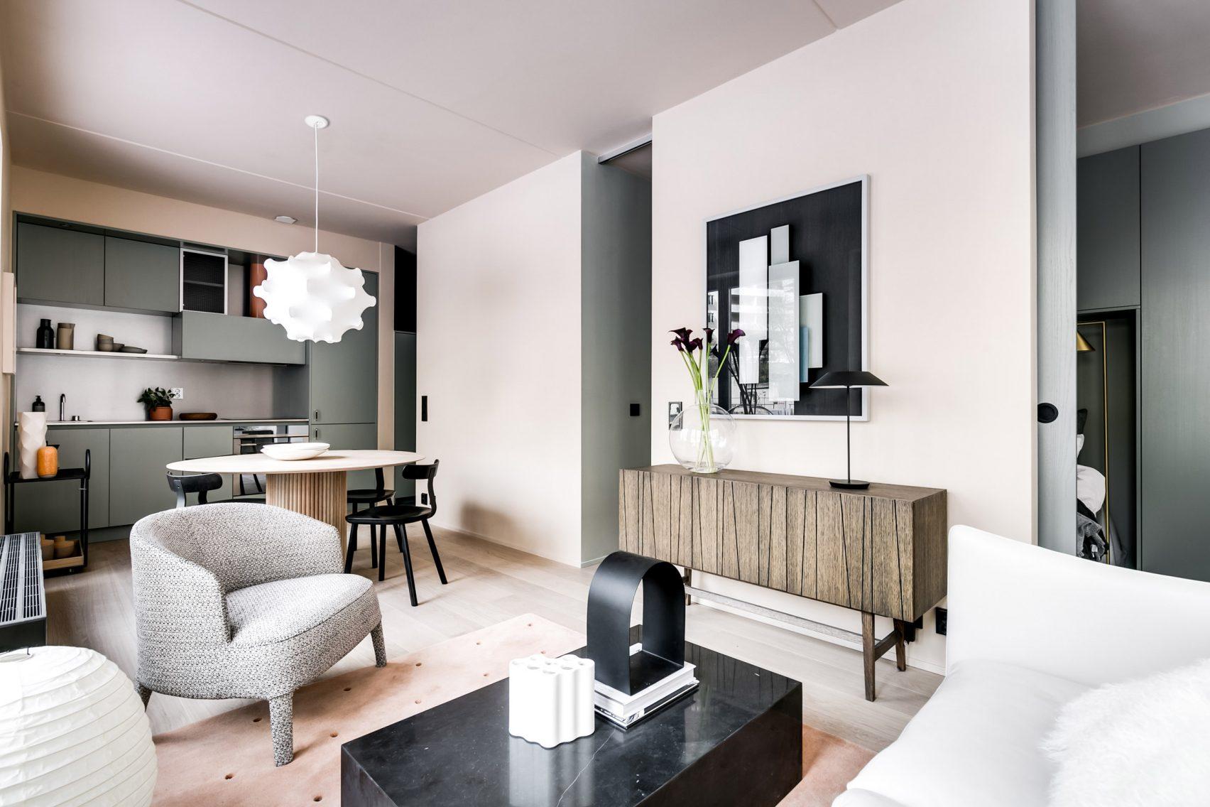 Idee originali per arredare case piccole di 40 o 50 mq for Case arredate ikea
