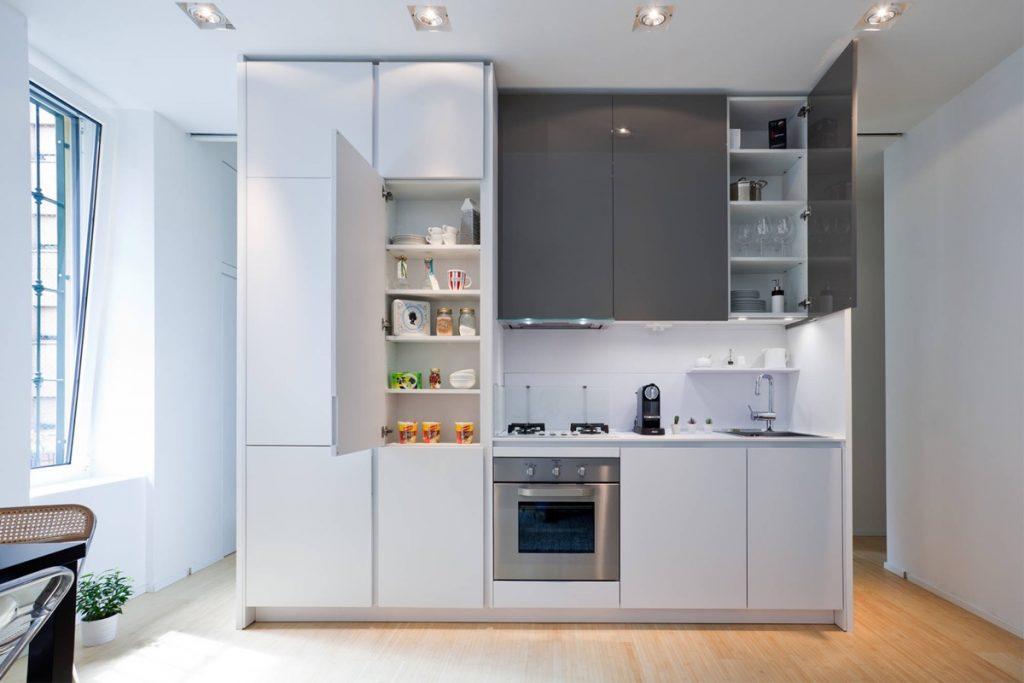 cucina per piccole case