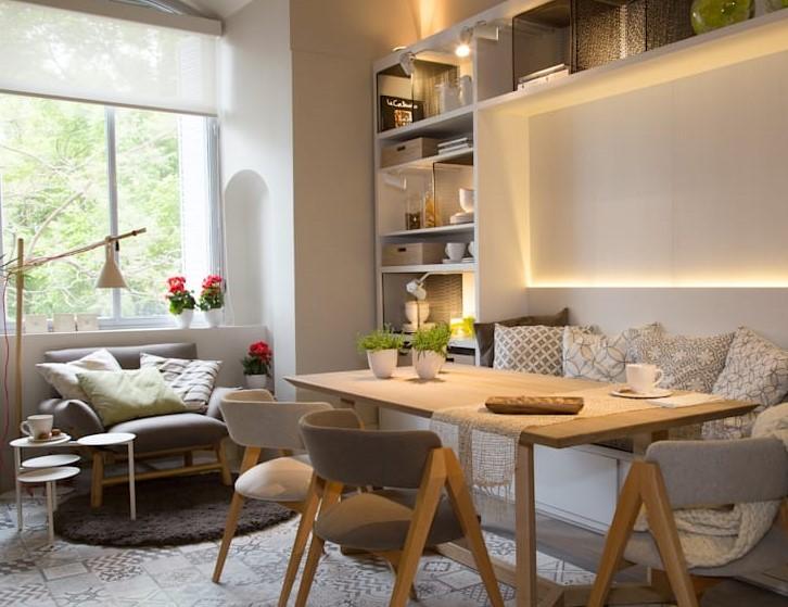 Arredare case piccole di 40 o 50 mq progetti e idee per for Design interni case piccole