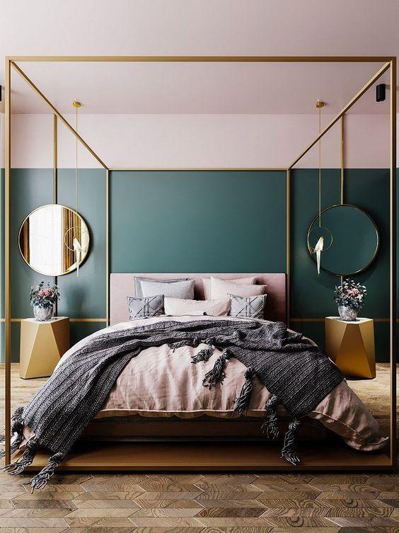 camera da letto matrimoniale Bed&Breakfast