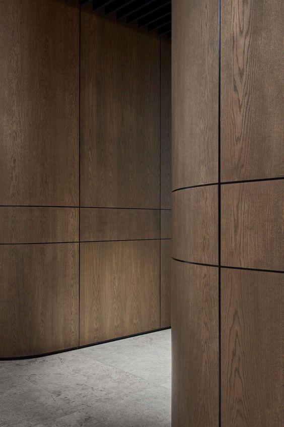 boiserie in legno per pareti