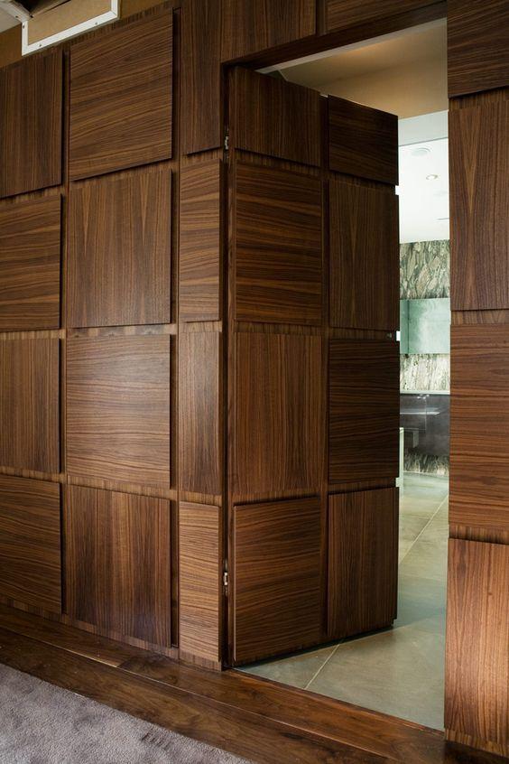 pareti boiserie legno