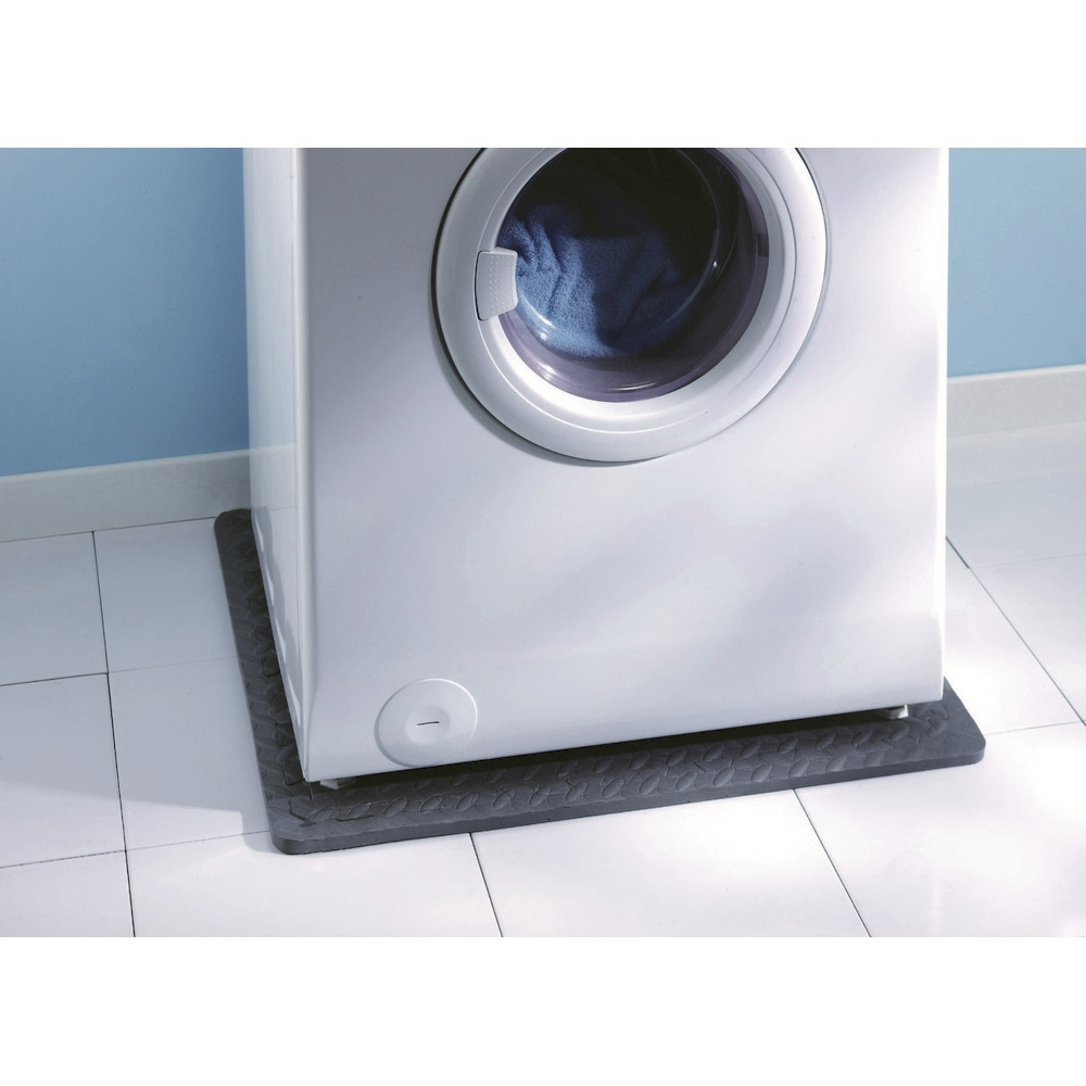 Tappetino sotto lavatrice per insonorizzare i rumori in lavanderia