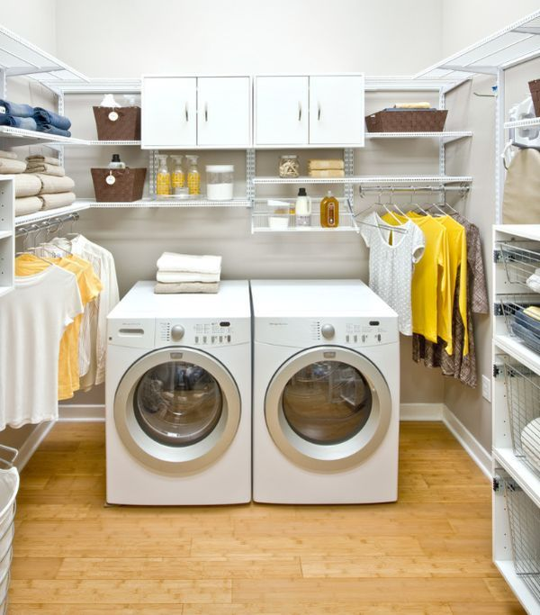 Arredare Lavanderia Più Di 50 Idee Per Organizzarla Al Meglio