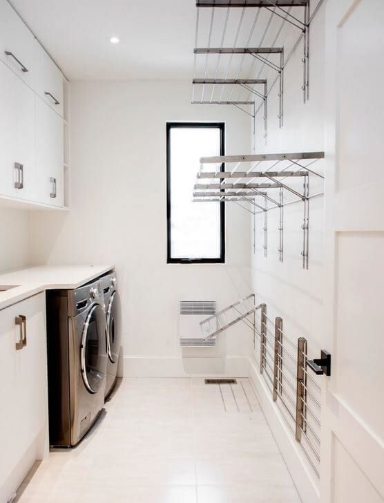 Mobili Per Lavanderia Di Casa.Arredare Lavanderia Piu Di 50 Idee Per Organizzarla Al Meglio