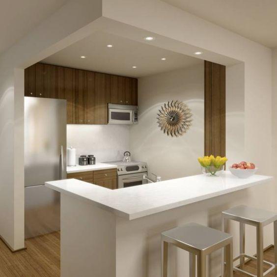nascondere pilastro a centro cucina