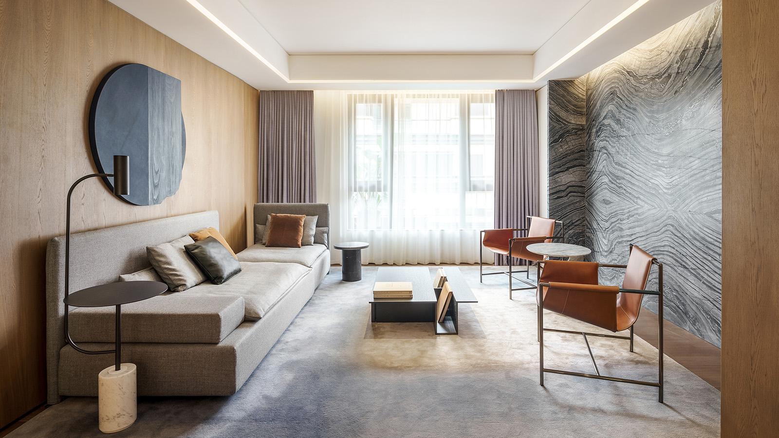 Divano E Tavolo Insieme come abbinare e disporre i divani in salotto: esempi pratici