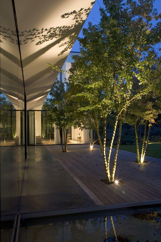 Progettare L Illuminazione Esterna 30 Idee Moderne Per