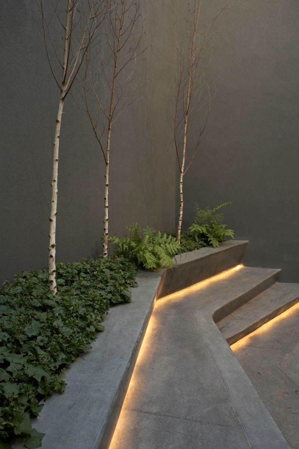 Idee Per Illuminare Un Giardino progettare l'illuminazione esterna del giardino: più di 30