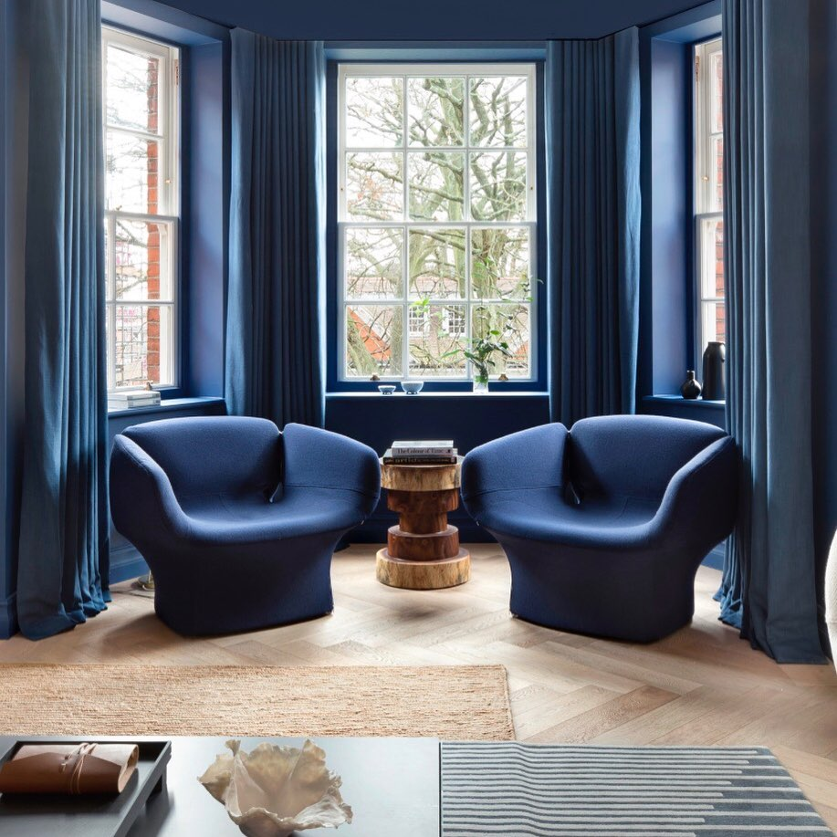 Arredamento Color Petrolio arredare casa in blu: più di 70 idee sofisticate e di tendenza