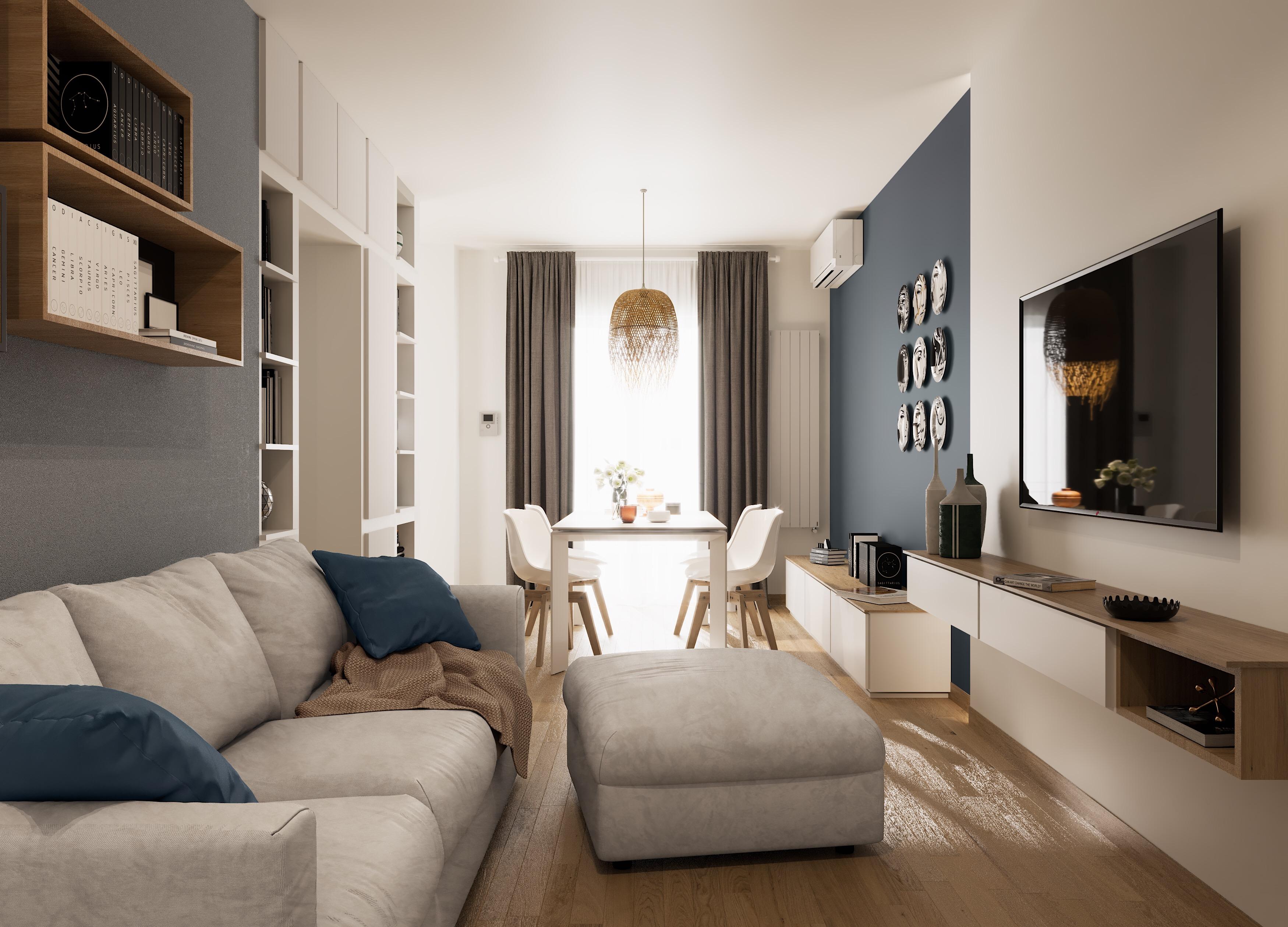 Colori Per Pareti Casa Moderna arredare con i colori neutri: 5 idee per ambienti con