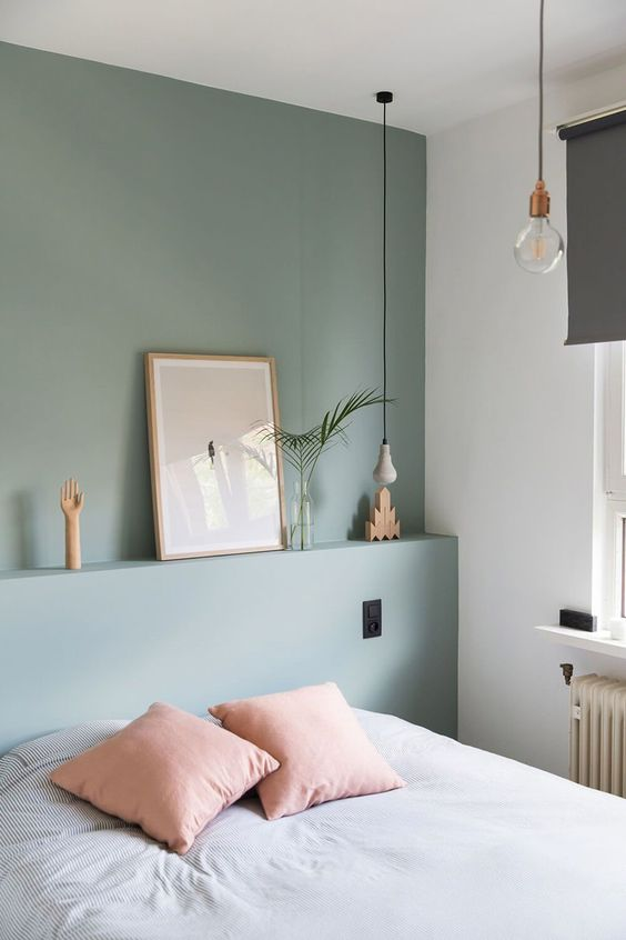 idee per Arredare camera da letto con il cartongesso