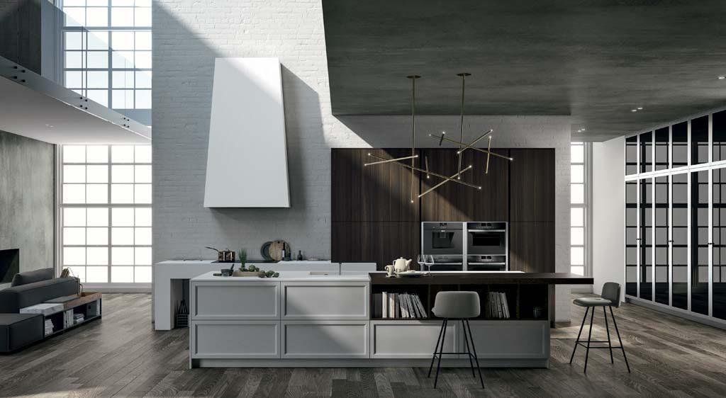 Arredare una cucina da classica a contemporanea
