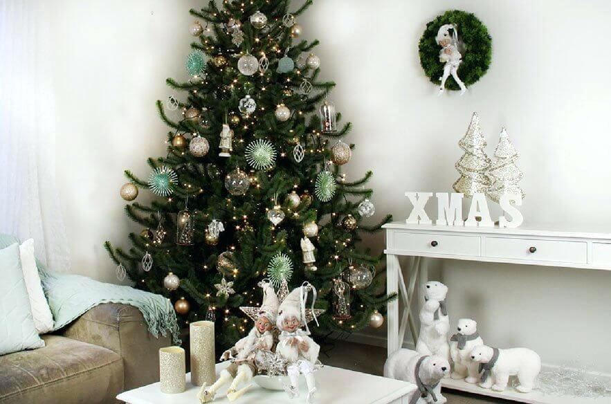 Decorazioni Natalizie Per Casa.Arredare Casa Per Il Natale Piu Di 60 Idee Moderne Di Design