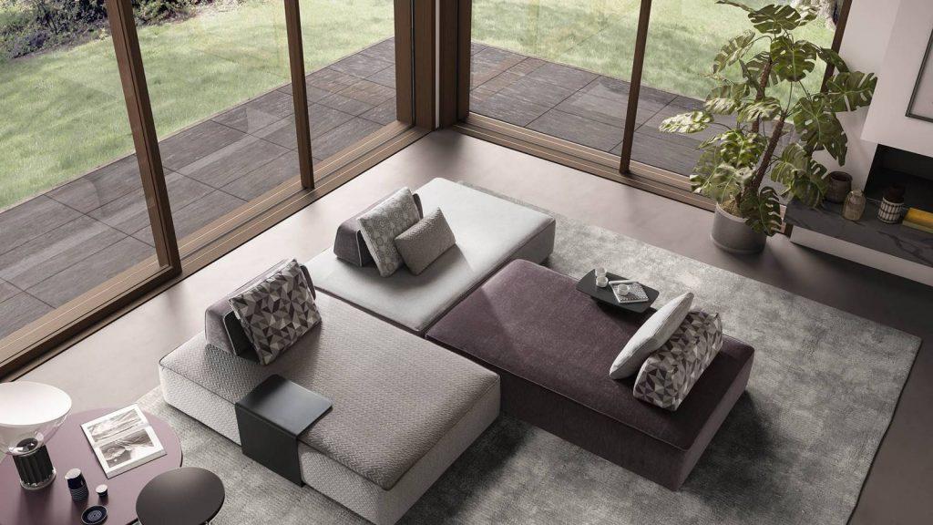 Come posizionare un divano