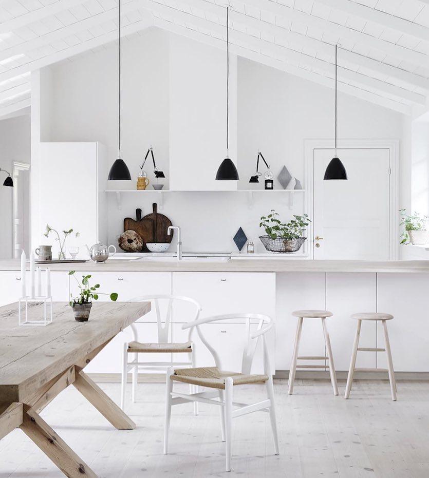 Arredare cucina in stile scandinavo