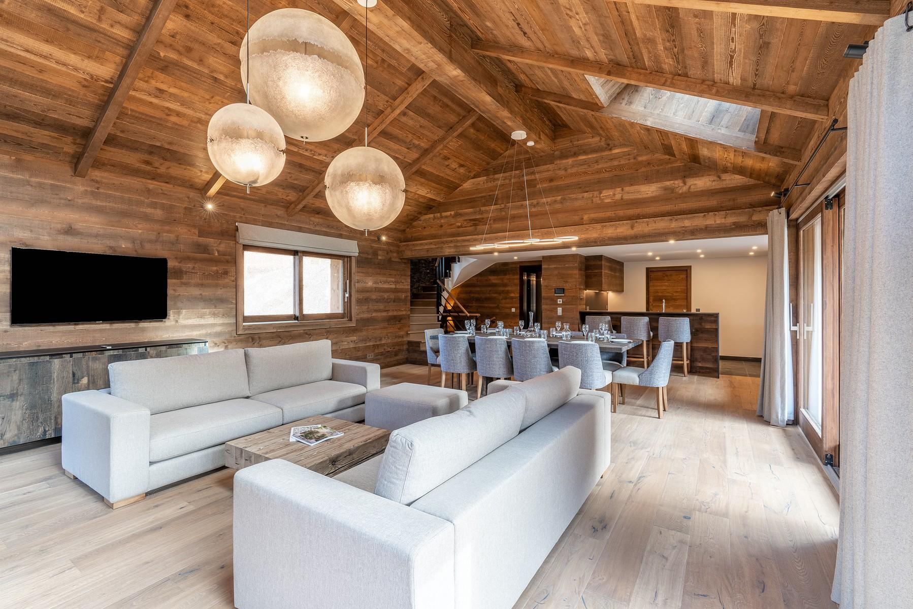 Sistemi Di Illuminazione A Led illuminare un tetto con travi a vista: tutte le soluzioni