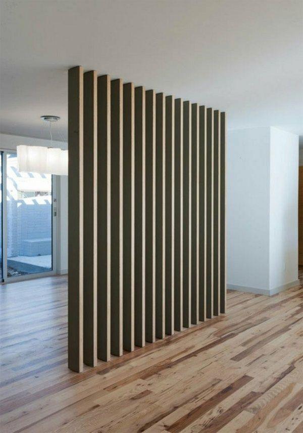 Listelli divisori in legno