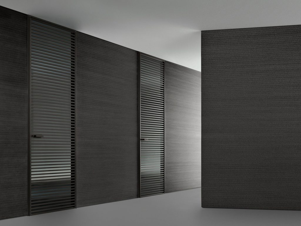Porte filo muro
