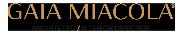 Gaia Miacola | Architetto Interior Designer