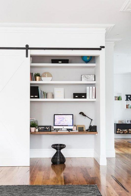 idee moderne per realizzare studio in casa