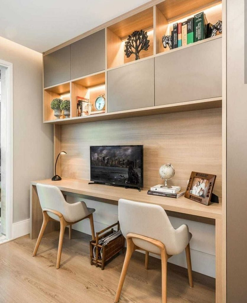 Angolo home office