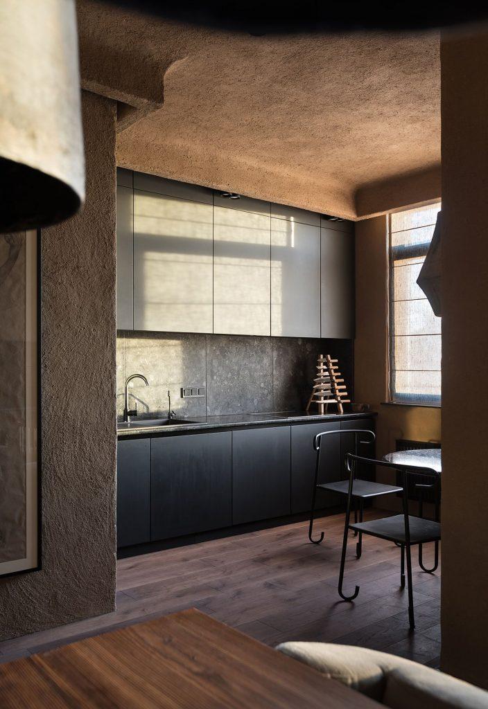 progetto casa stile Wabi Sabi