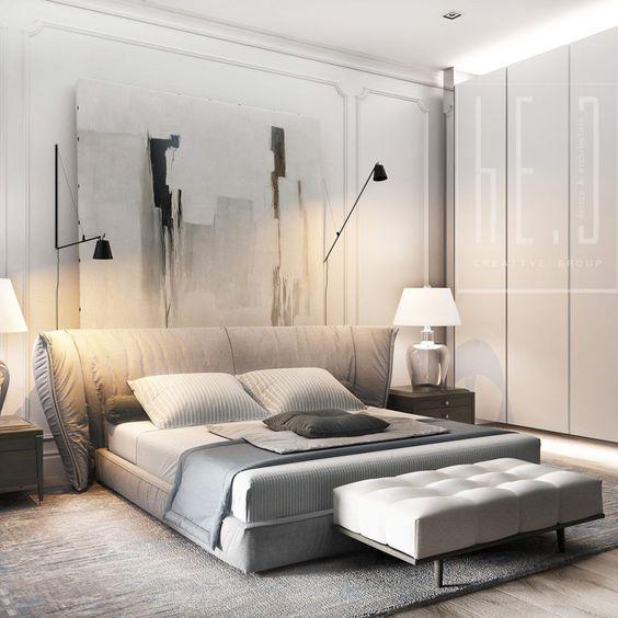 illuminare la camera da letto