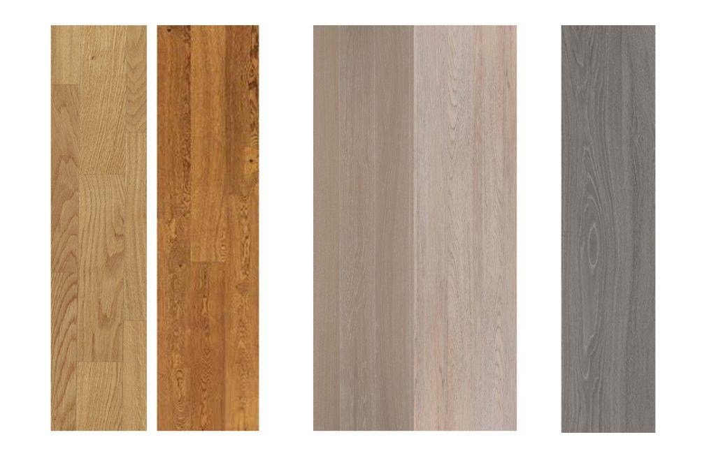 Abbinare più legni