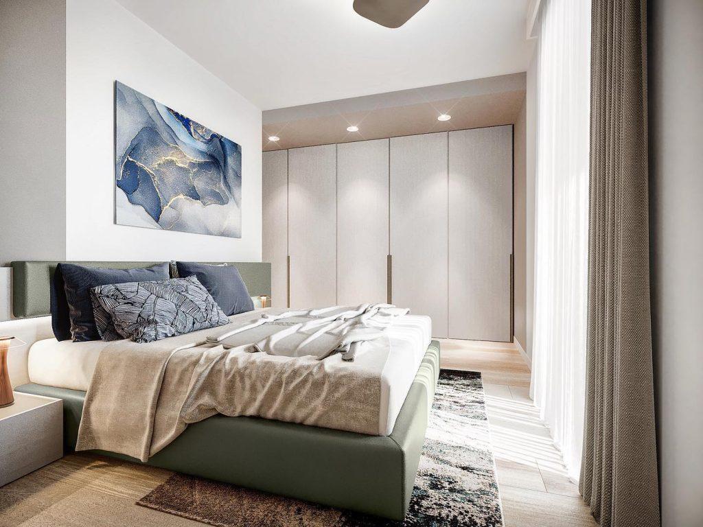 Camere da letto eleganti