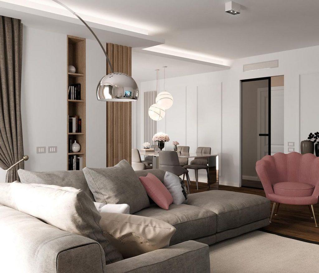 Lampadari di design per il soggiorno